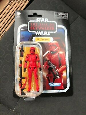 STAR WARS 2019 VINTAGE COLLECTION SITH TROOPER The Rise of Skywalker 3 3/4 inch
