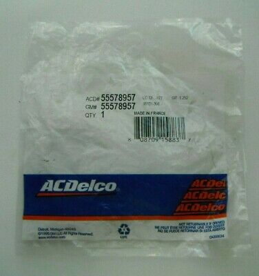ACDelco 12581519 GM Original Equipment 195 Degrees Engine Coolant Thermostat With Housing and Seal