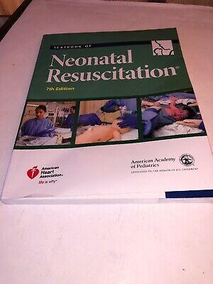 Nrp: Textbook of Neonatal Resuscitation by Gary M. Weiner (2016, Paperback, Cw