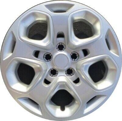 """Ford Fusion Hubcap Wheel Cover 2010 2011 2012 17"""" New Silver Fusion Hub Cap"""