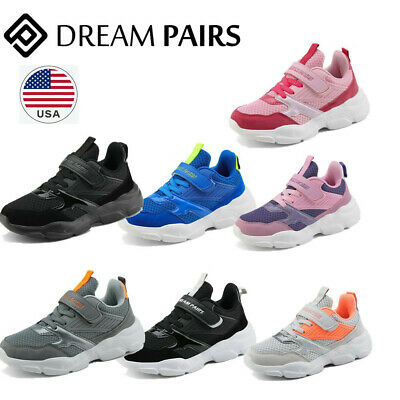DREAM PAIRS Boys Girls Kids Trainers Shoes Sneaker Children Toddler Casual Shoes
