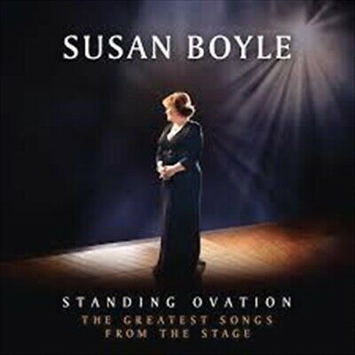 Susan Boyle, Standing Ovation: Gold Series, CD