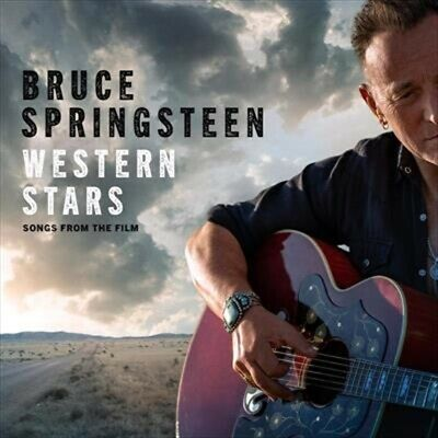 Bruce Springsteen, Western Stars - Songs From The Film, CD