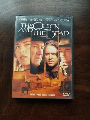 The Quick And The Dead DVD