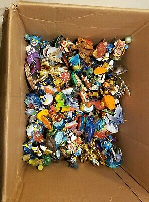 25 Skylanders Lot Spyros Giants Swap Force Trap Team SuperChargers Imaginators👾