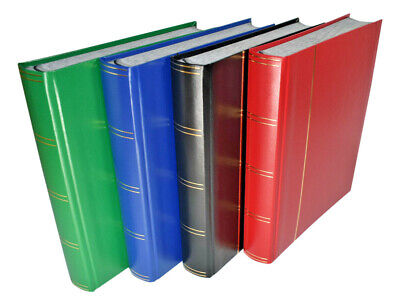 A4 Large Stock Book With 60 Black pages - SAVE 45%    £18.95