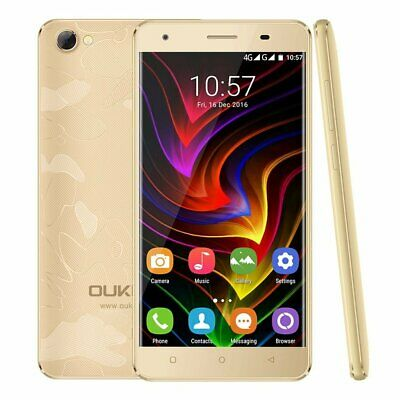 Cheap 5'' Quad-Core Dual SIM Dual Camera Unlocked 4G Android 6.0 Smartohone CR