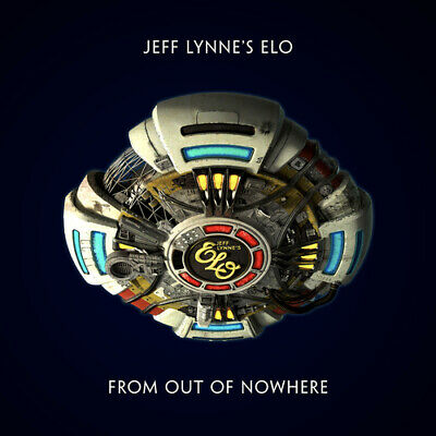 Jeff Lynne's ELO : From Out of Nowhere CD Deluxe  Album (2019) ***NEW***
