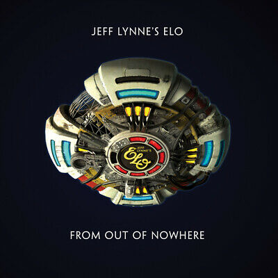 Jeff Lynne's ELO : From Out of Nowhere CD (2019) ***NEW*** Fast and FREE P & P