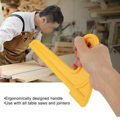 2× V-type Wood Saw Push Sticks for Carpentry Table Working Blade Router