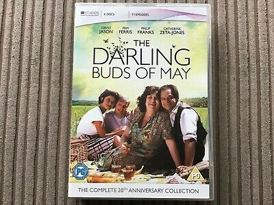 The Darling Buds Of May The Complete 20th Anniversary Collection Dvd David Jason