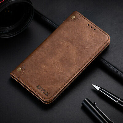 For Samsung Galaxy J6 Plus Phone Case Pu Leather Flip Wallet Stand Holder Cover