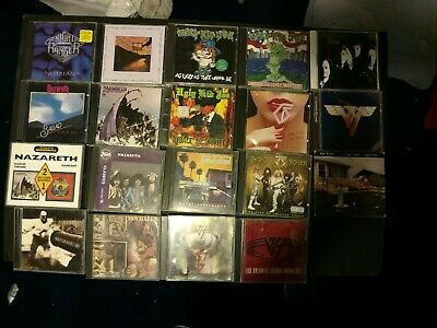 Classic Rock Music CD - Your Pick at $10.00 each