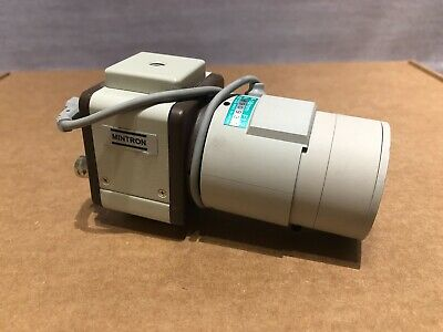 Mintron MTV-73X11HP CCTV Astro Video Camera With IVEC 6-18mm F 1.2 Lens