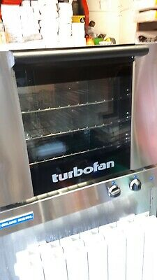 BLUE SEAL TURBO FAN OVEN, BAKERY EQUIPMENT 240v VERY CLEAN 2 YEARS OLD