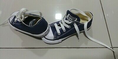 INFANTS CONVERSE CHUCK TAYLOR UNION JACK TRAINERS 740565C BNIB
