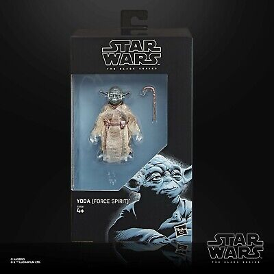 Star Wars Black Series E8 Force Ghost Yoda (EXCLUSIVE)