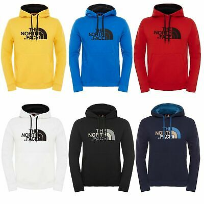 Mens The North Face Hoodie Pullover Embroidery 5XL Any Colour