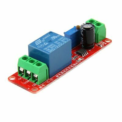 NE555 Timer Switch Adjustable Module Time Delay Relay Module 5V DC Car Relays