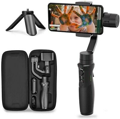 Hohem 3-Axis Gimbal Stabilizer for Smartphone iSteady Mobile Plus Gimbal Handhel