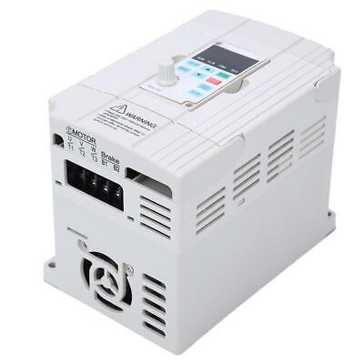 AC 220V Single Phase/3-Phase Variable Frequency Drive Converter Motor