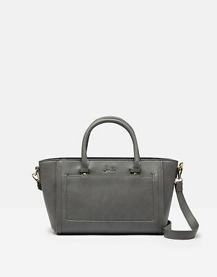 Joules  209453 Faux Leather Everyday Bag in DARK GREY in One Size