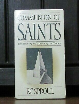 RARE Vintage R.C. Sproul Ligonier Communion of Saints VHS 2 Tape Lot SEALED
