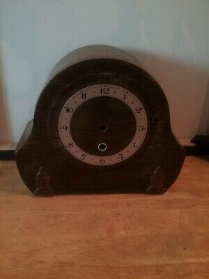 Mantel Clock Casing Only For Spares Repairs