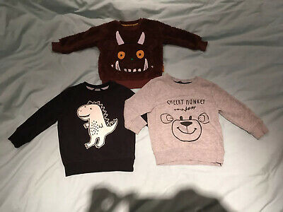 Boys 18-24 Months (1.5-2 Years) Bundle Of Clothes *29 Items