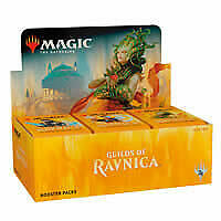 MTG Magic: The Gathering Guilds Of Ravnica