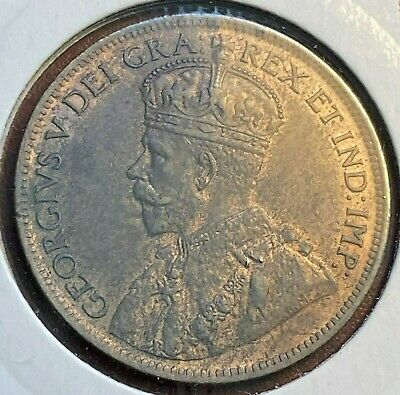 1917 Canada Cent Choice Unc. Red/Brown Beauty CHN