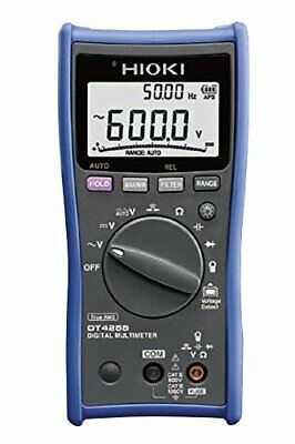 Digital Multimeter AC clamp available, DT4255, HIOKI, Made in From japan
