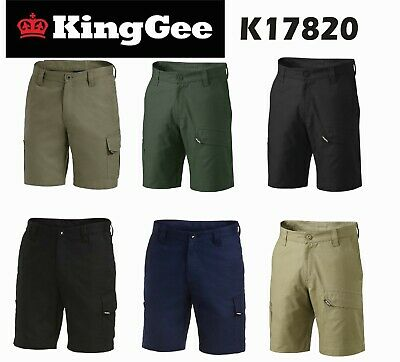 King Gee Cotton Work SHORTS Workcool 2 Shorts K17820