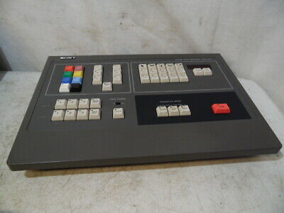 Vintage Sony DME-450 Digital Multi Effects Console Editing Control Video Japan