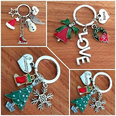 Personalised BIRTHDAY Gift Dog keyring for Mum Friend Daughter Sister Nanny #2