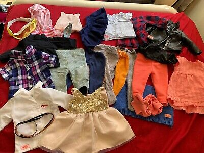 Our Generation American Girl Outfits X 22 Pieces