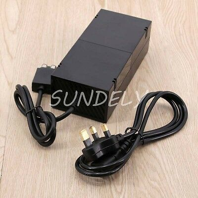 AC Adapter Charger Power Supply Cord Cable brick for XBOX ONE Console UK stock