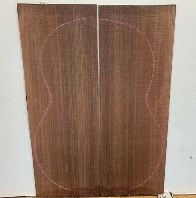"GUITAR SIDE DREADNOUGHT ROSEWOOD #22   LUTHIER TONEWOOD 34/"" x 5/"" FREE SHIPPING!!"