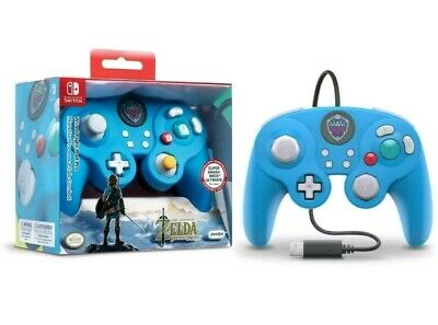 Nintendo Switch Legend of Zelda Game Cube Style Wired Fight Pad Pro Controller