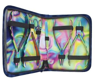 Chroma Series Pliers And Tool Set In Beautiful Storage Pouch