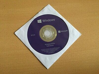 Microsoft Windows 10 Professional Operating Systems Software Full version