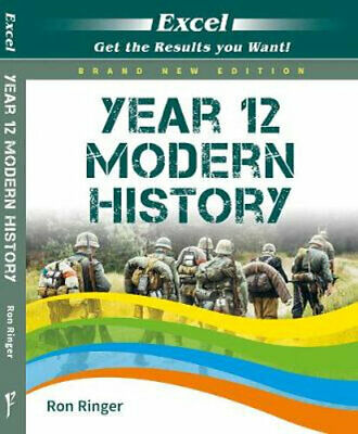 NEW Excel HSC Modern History (2019) By Ron Ringer Paperback Free Shipping