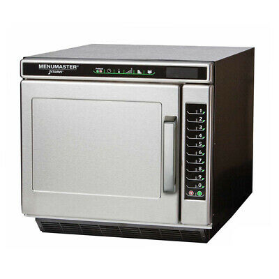 MenuMaster Jetwave Accelerated Cooking Microwave Convection Oven 1900W/2700W 34L