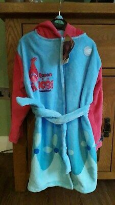 Childrens Dressing Gown Trolls 5-6 years