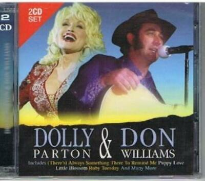 Dolly Parton & Don Williams CD Value Guaranteed from eBay's biggest seller!