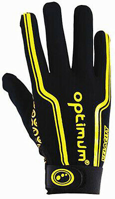 Optimum Rugby Sports Hand Protection Mitts Velocity Full Finger Thermal Gloves