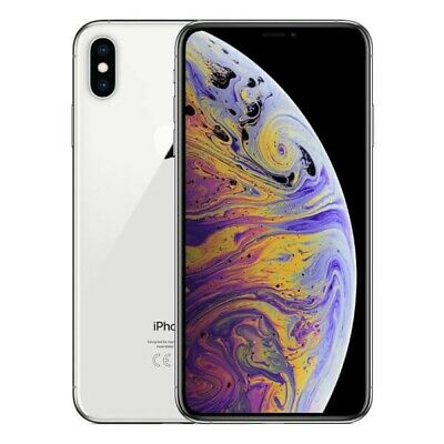 Apple iPhone XS Max 512 GB Plata - IR-Shop