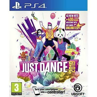 Just Dance 2019 Playstation 4 PS4 **FREE UK POSTAGE!!**