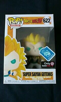 Funko Pop Super Saiyan Gotenks DBZ DragonBall Dragon Ball Z 9/10