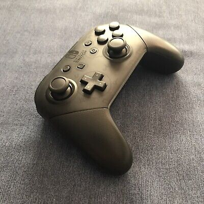 Nintendo Switch Pro Controller - GENUINE - BOXED + USB C cable - Black - HAC-013
